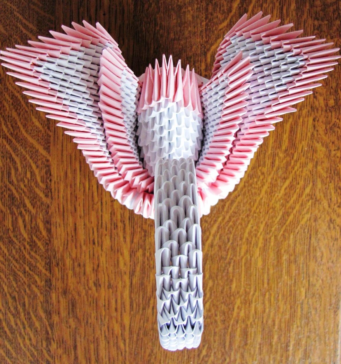 Как можно сделать модульные оригами 783